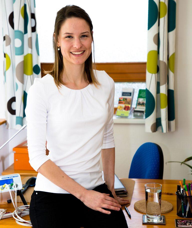 Ernährungsberatung bei Diätologin Katrin Sattler