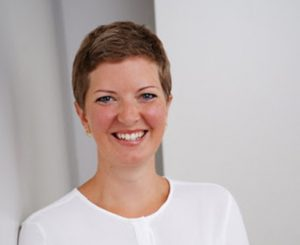 Diätologin Friederike Reimers, BSc